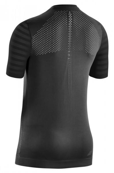 CEP run ultralight shirt, short sleeve, women, black Damen