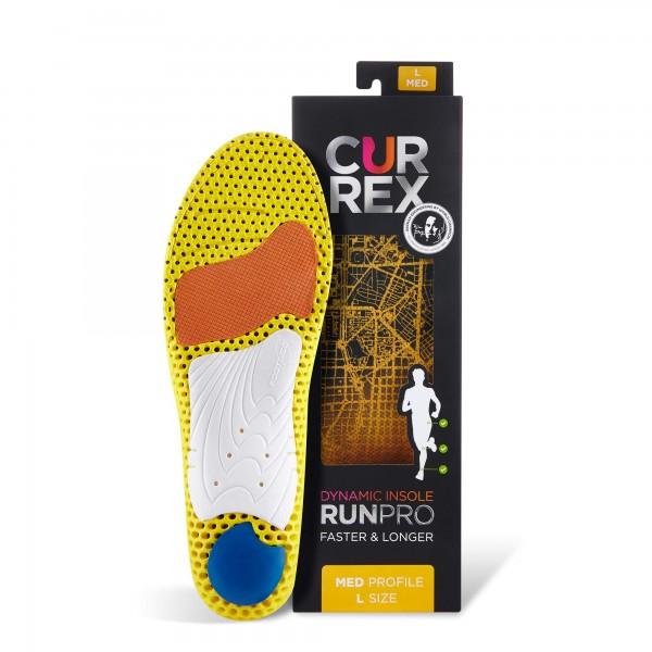 CURREX Einlegesohle RunPro – Entdecke Deine Einlage für eine neue Dimension des Laufens. Dynamische