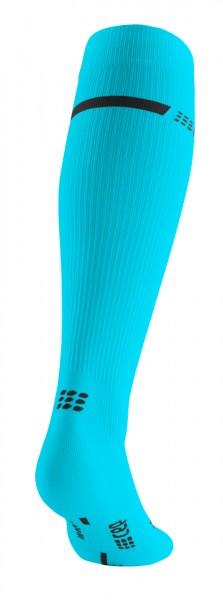 CEP neon socks, men, neon blue Herren