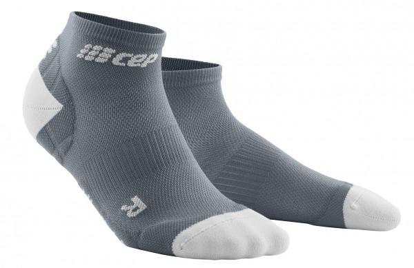 CEP ultralight low-cut socks*, men, grey/light grey Herren