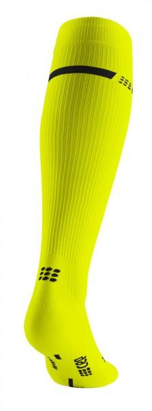 CEP neon socks, men, neon yellow Herren