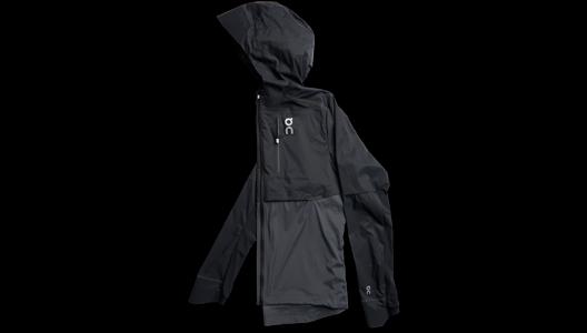 On Weather-Jacket Black I Shadow Herren