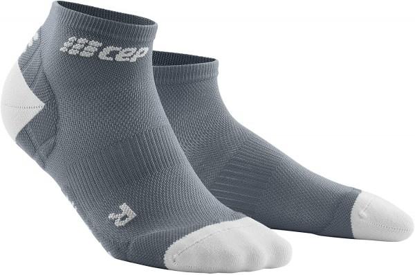 CEP ultralight low-cut socks*, women, grey/light grey Damen