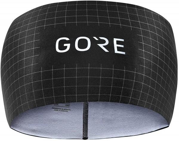 GORE WEAR Unisex Stirnband Grid, Einheitsgröße