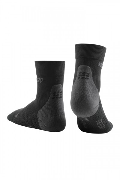 CEP short socks 3.0, women, black/dark grey Damen