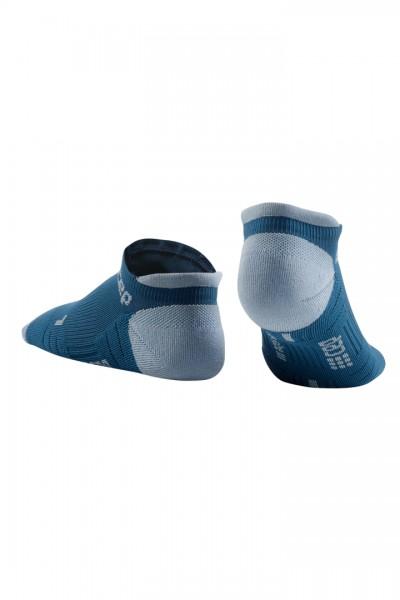 CEP no show socks 3.0, men, blue/grey Herren