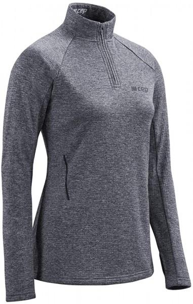 CEP – Run Shirt Long Sleeve für Damen   Langes Laufshirt mit atmungsaktivem Material
