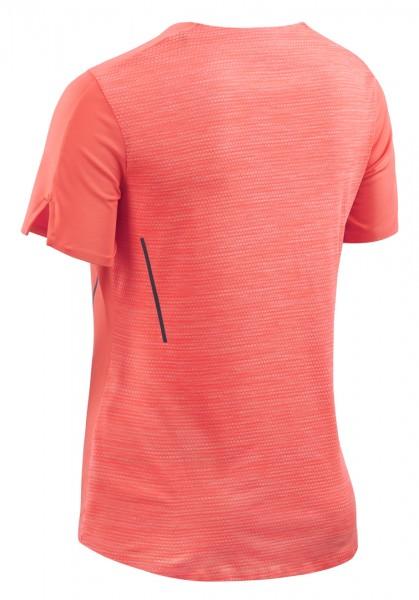 CEP run shirt*, short sleeve, women, coral Damen