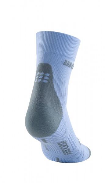CEP short socks 3.0, women, sky/grey Damen