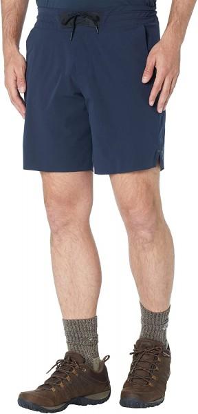 On Hybrid Shorts Navy Herren
