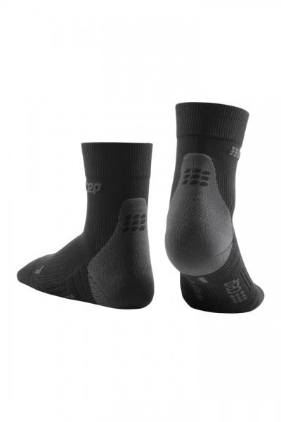 CEP short socks 3.0, men, black/dark grey Herren