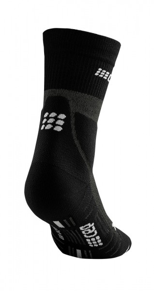 CEP hiking merino* mid-cut socks, women, stonegrey/grey Damen