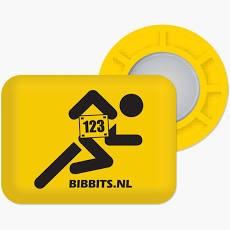 Bib Bits BibBits Runnner Magnetische St