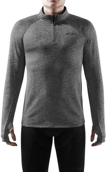 CEP – Run Shirt Long Sleeve für Herren | Langes Laufshirt mit atmungsaktivem Material