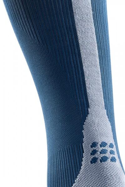 CEP run socks 3.0, men, blue/grey Herren