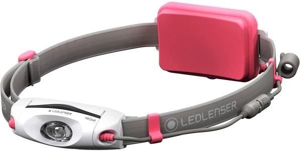 LED Lenser Stirnlampe Neo 6R Stirnlampe, Pink, 1size, 500920, One Size