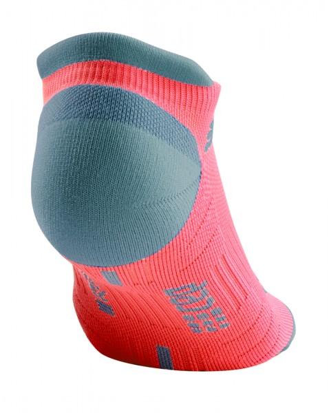 CEP no show socks 3.0, men, lava/grey Herren