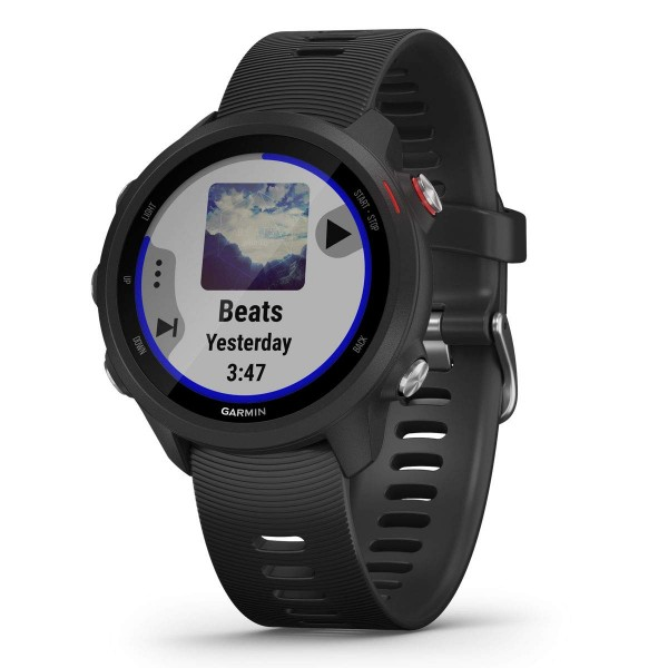 Garmin GPS-Multisportuhr Forerunner 245 Music Herren
