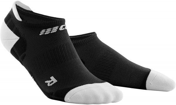 CEP ultralight no show socks*, women, black/light grey Damen