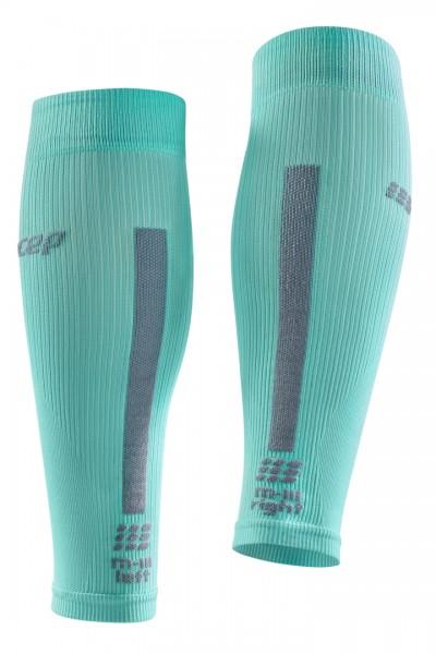 CEP calf sleeves 3.0, women, ice/grey Damen