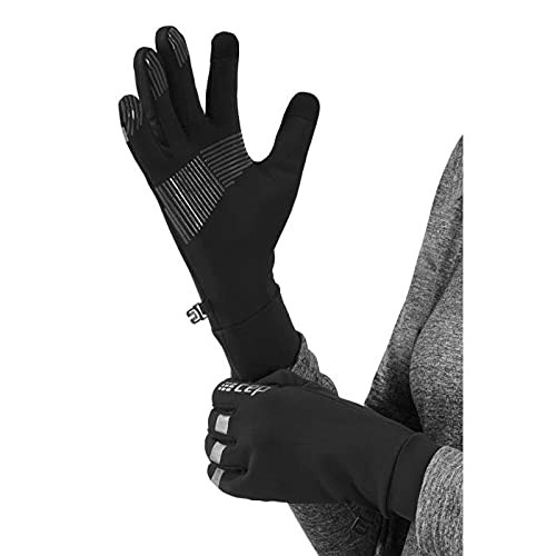 CEP winter run gloves, unisex, black Herren