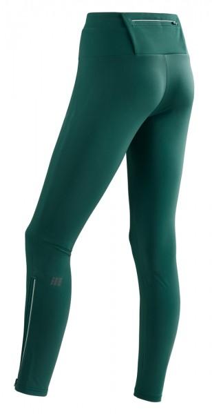 CEP winter run pants, men, green Herren