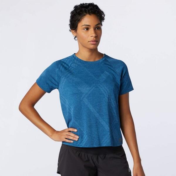 New Balance Q Speed Fuel Jacquard Women's T-Shirt - AW20 Damen