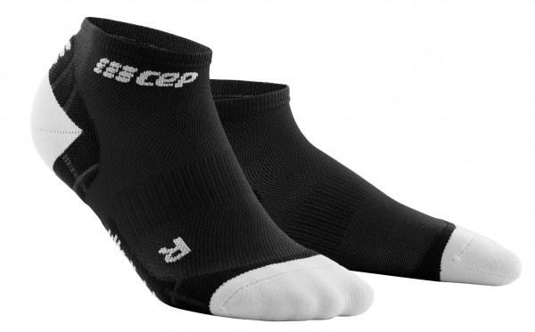 CEP ultralight low-cut socks*, men, black/light grey Herren