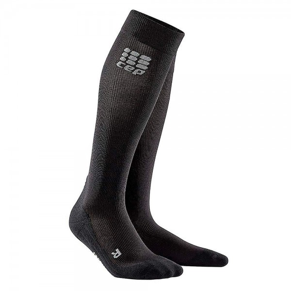 CEP socks for recovery, men, black Herren