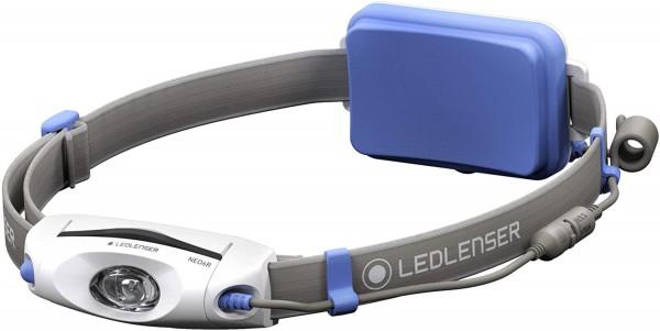 Ledlenser Neo 6R Stirnlampe, Blau, Einheitsgröße