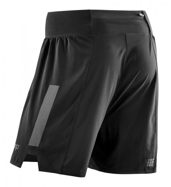 CEP run loose fit shorts, women, black Damen