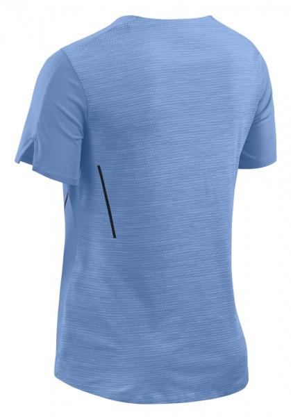 CEP run shirt*, short sleeve, women, sky Damen